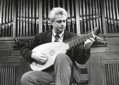 Rafael Benatar. Concierto Preludios y fugas