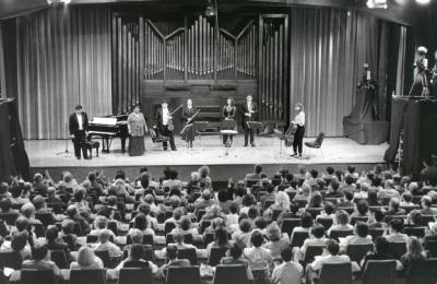 Orquesta de Cámara Reina Sofía. Concierto Manuel de Falla y su entorno