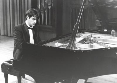 Eleuterio Domínguez. Recitales para Jóvenes