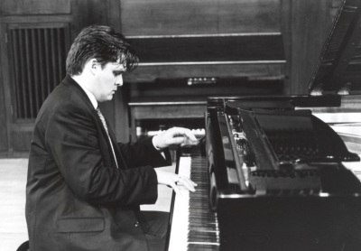 Juan Carlos Garvayo. Recital de piano