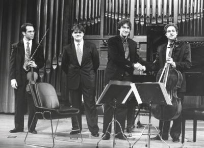 Jose M. Sánchez Verdú y Trío Arbós. Concierto Piano-tríos españoles siglo XX