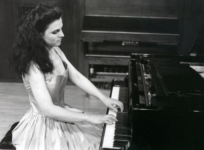 Sara Marianovich. Concierto Joaquín Rodrigo: integral de piano y violín-piano
