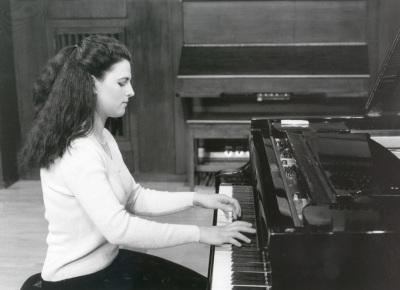 Sara Marianovich. Recital de piano