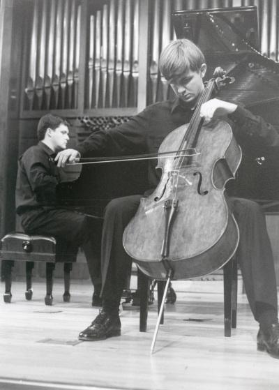 Juan Carlos Garvayo y Piotr Karasiuk. Recitales para Jóvenes