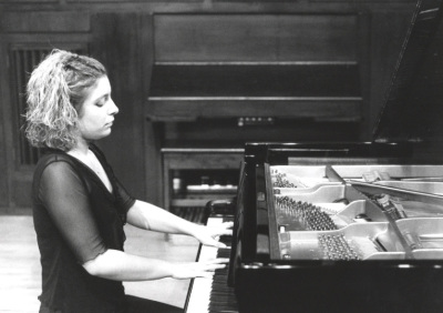 Carmen Yepes. Recital de piano