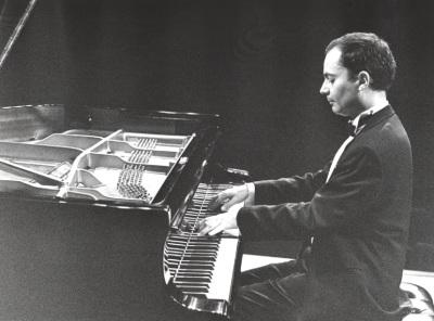 José Luis Bernaldo de Quiros. Concierto Rodolfo Halffter en su centenario
