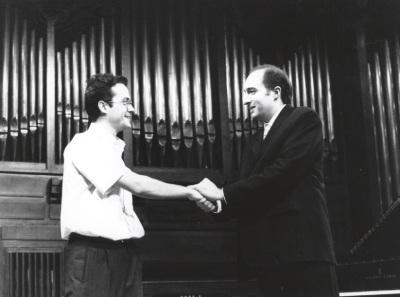 Manuel Ángel Ramírez López. Concierto Sonatas para piano del siglo XX