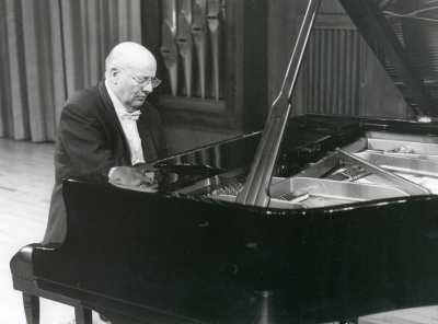 Pedro Espinosa. Concierto Músicas para una exposición Matisse