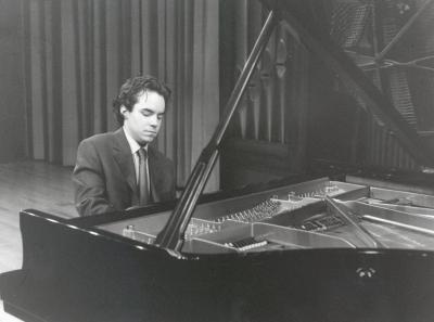 Víctor Hugo Álvarez. Recital de piano