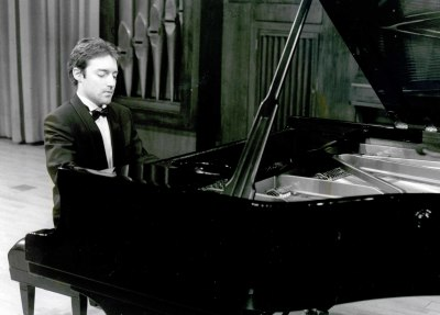 Daniel Ligorio. Recital de piano