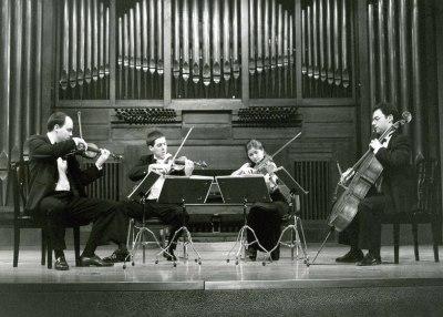 Cuarteto Arche. Recital de música de cámara