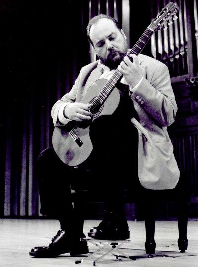 Gabriel García Santos. Concierto La guitarra iberoamericana