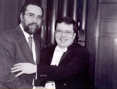 Carlos Cruz de Castro y Manuel Escalante. Concierto Homenaje a Carlos Cruz de Castro en su 60 aniversario - Aula de (Re)estrenos (43)