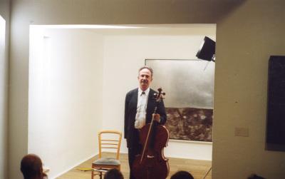 Lluis Claret. Concierto XLI Semana de Música Religiosa en Cuenca 2003