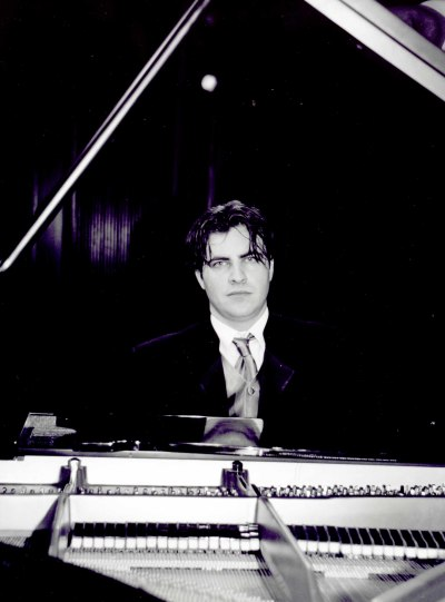 David Gómez. Recital de piano
