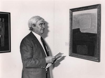 Salvador Victoria. Exposición Arte español en Nueva York 1950-1970 Colección Amos Cahan