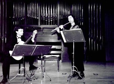Dúo Madrigal. Recital de flauta y guitarra
