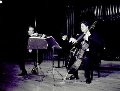 Trío Arbós. Concierto / Ars gallica: la Societé Nationale de Musique - Música francesa para trío con piano