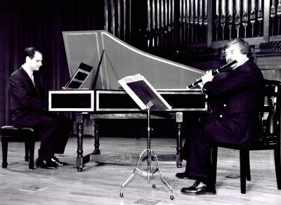 Mariano Martín y Alberto Martínez Molina. Concierto Madrid, siglo XVIII. Músicos de la real capilla