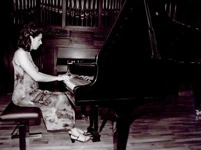 Belinda Garzón. Recital de piano