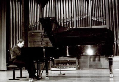 Luis Aracama. Recital de piano