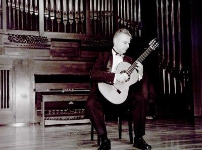 José Sáenz Gallego. Concierto Francisco Tárrega y su estela