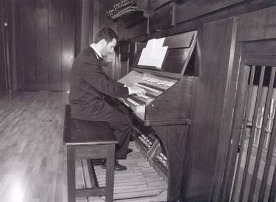 Miguel Bernal Ripoll. Concierto Órgano romántico