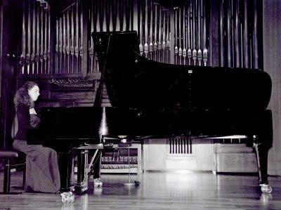 Inmaculada Villarubia. Recital de piano