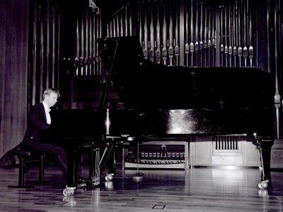Christopher Langdown. Concierto El resurgir de la música inglesa