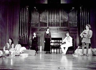 Grupo Trobador Alfons Encinas. Concierto Música antigua española
