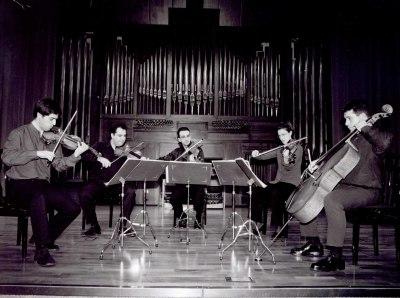 Cuarteto Rabel. Concierto Quintetos de Mozart, Mendelssohn y Brahms