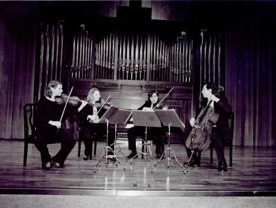 Cuarteto Leonor. Concierto Beethoven: integral de los cuartetos de cuerda