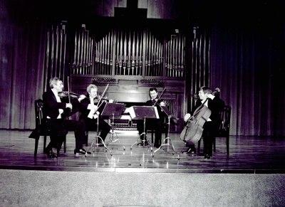 Cuarteto Concertino. Concierto Beethoven: integral de los cuartetos de cuerda