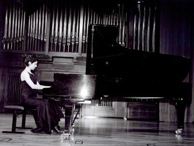 María Zissi. Recital de piano