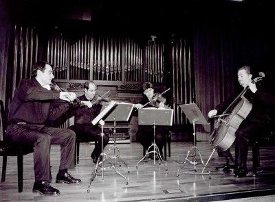 Cuarteto Picasso. Concierto Beethoven: integral de los cuartetos de cuerda