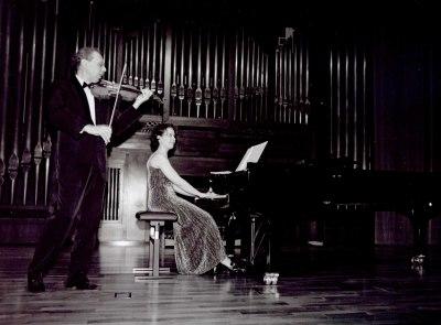 Andrey Chestiglazov y Agnieszka Ufniarz. Recitales para Jóvenes