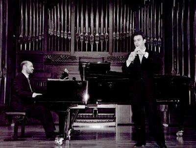 Ricardo Gasset Balaguer y Sebastián Mariné. Concierto Alrededor del oboe