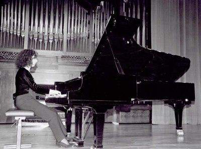 Victoria Aja. Recital de piano