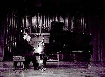 Dúo Clásico de Madrid, Javier Tausz y Gustavo Calderón de la Barca. Recital de Piano a 4 manos