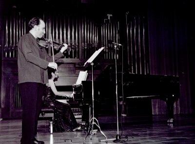 Dúo Ad-Libitum. Recital de violín y piano