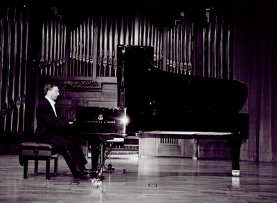 Federico Gianello. Recital de piano