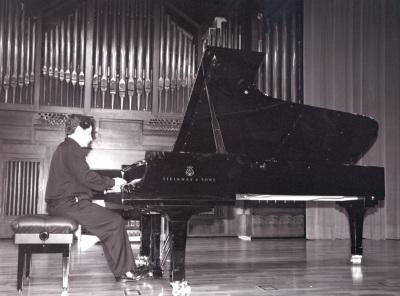 Gustavo Díaz Jerez. Concierto El patrimonio musical español