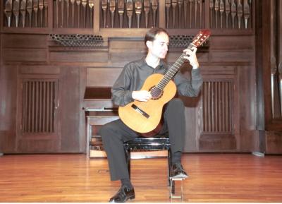 Carles Herráiz. Recital de guitarra