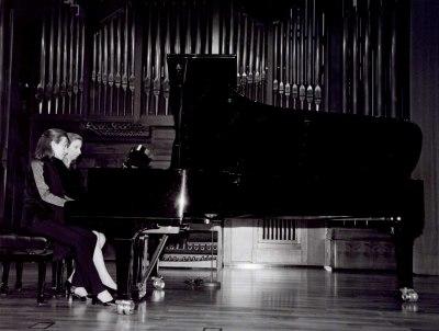 Dúo Nebra. Recital de piano a cuatro manos