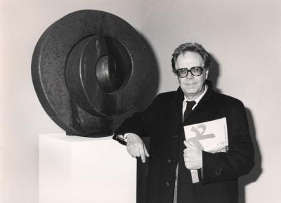 Martín Chirino. Exposición El Paso después de El Paso En la colección de la Fundación Juan March