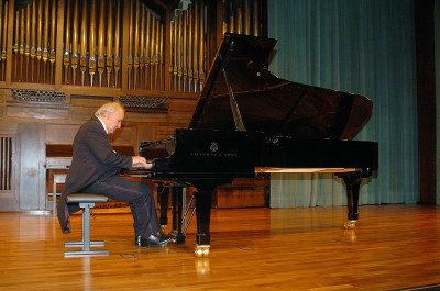 Guillermo González. Recital de piano