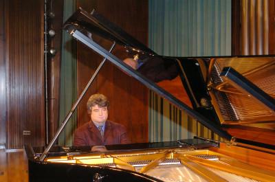 Juan Carlos Martínez Rodríguez. Recital de piano