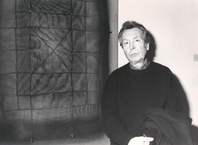 Manuel Rivera. Exposición El Paso después de El Paso En la colección de la Fundación Juan March