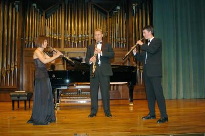 Escuela Superior de Música Reina Sofía. Recital de música de cámara