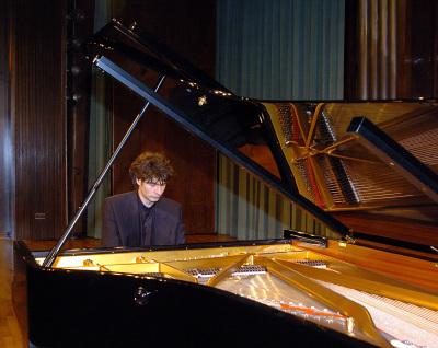 Martín Martín Acevedo. Recital de piano